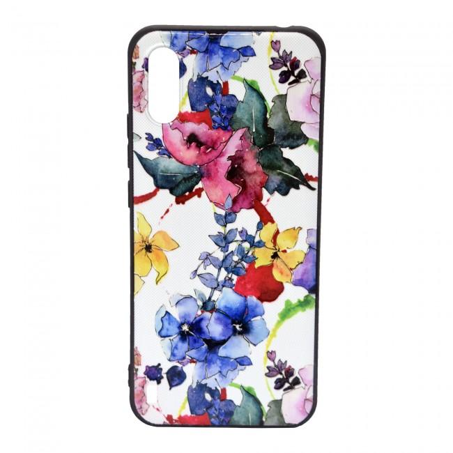 کاور مدل Painted P15 مناسب برای گوشی موبایل سامسونگ Galaxy A01