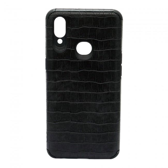 کاور مدل Leather AntiShock مناسب برای گوشی موبایل هوآوی Y6s