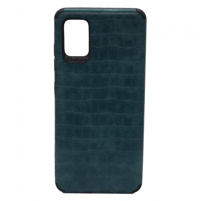 کاور مدل Leather AntiShock مناسب برای گوشی موبایل سامسونگ Galaxy A51