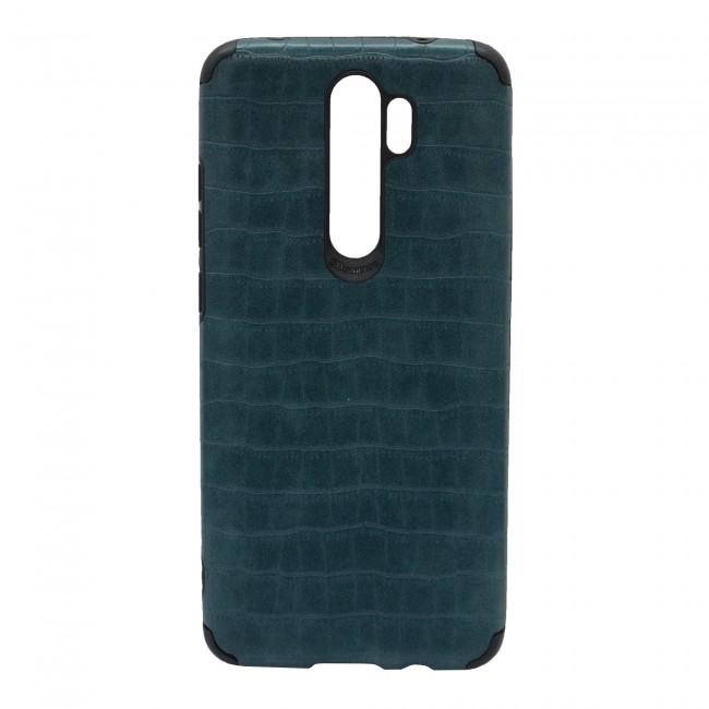 کاور مدل Leather AntiShock موبایل شیائومی Redmi Note 8 Pro