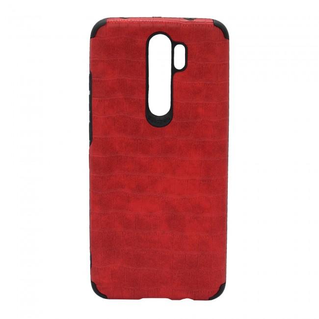 کاور مدل Leather AntiShock گوشی موبایل شیائومی Redmi 9