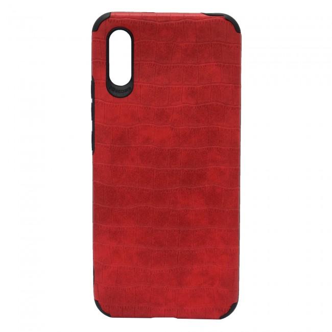 کاور مدل Leather AntiShock موبایل شیائومی Redmi 9A