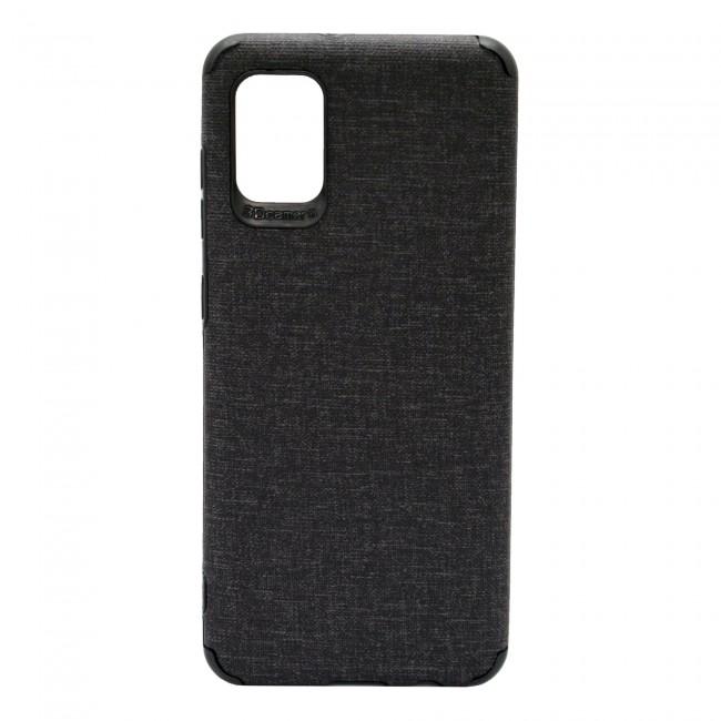 کاور مدل Cloth AntiShock موبایل سامسونگ Galaxy A71