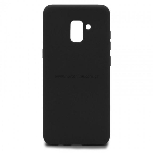 قاب ژله ای مات Jelly Matte Case Samsung A8 Plus