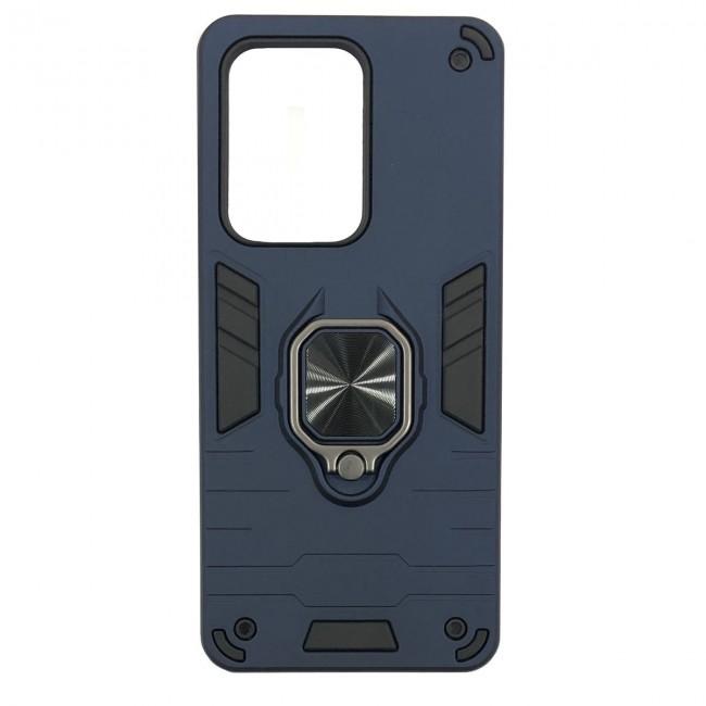 کاور مدل Defender Ring مناسب برای گوشی موبایل سامسونگ Galaxy S20 ULTRA