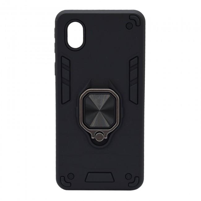 کاور مدل Defender Ring مناسب برای گوشی موبایل سامسونگ Galaxy A01 CORE