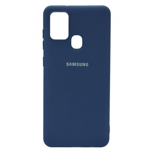 کاور مدل Silicon مناسب برای گوشی موبایل سامسونگ Galaxy M30s