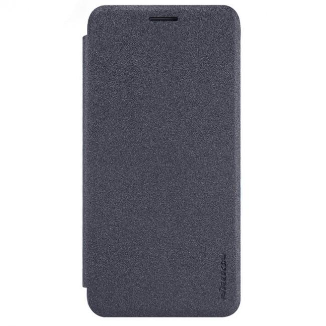 کیف محافظ نیلکین Nillkin Sparkle Leather Case Nokia Xl