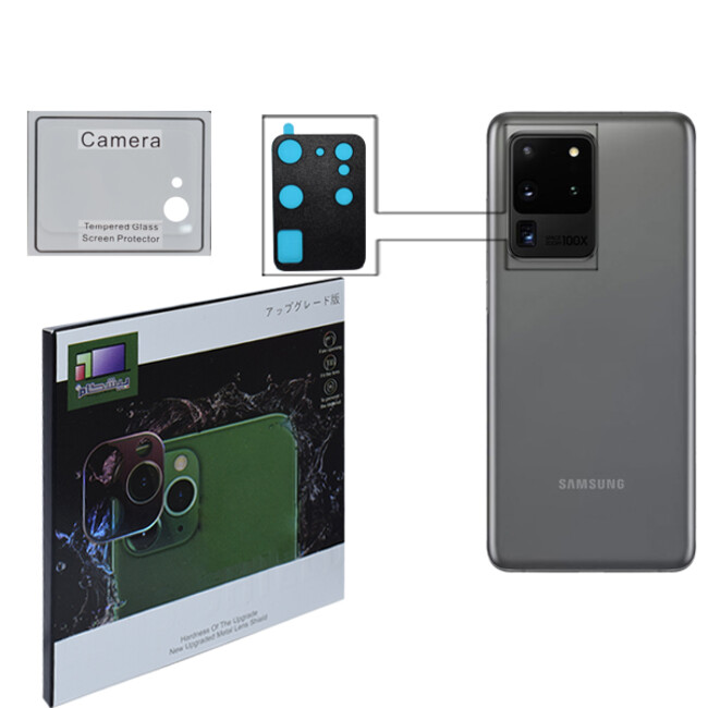 محافظ لنز پیشگام مدل Metal سامسونگ GalaxyS20 Ultra