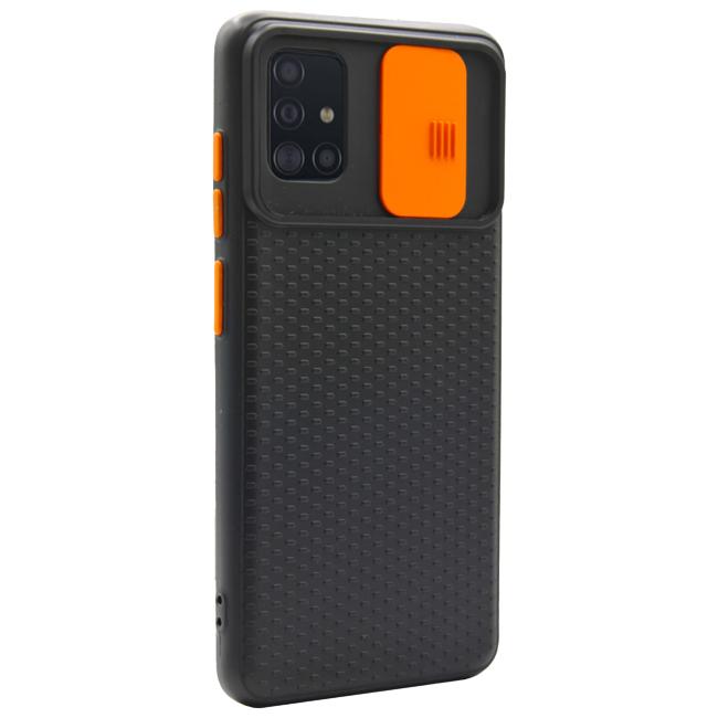 کاور مدل RubberCamp سامسونگ Galaxy A52