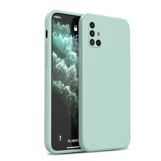 کاور مدل Silicon Campسامسونگ Galaxy A51