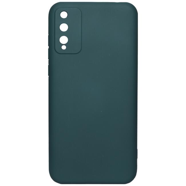 کاور مدل Silicon Campe موبایل هوآوی Y8p 2020