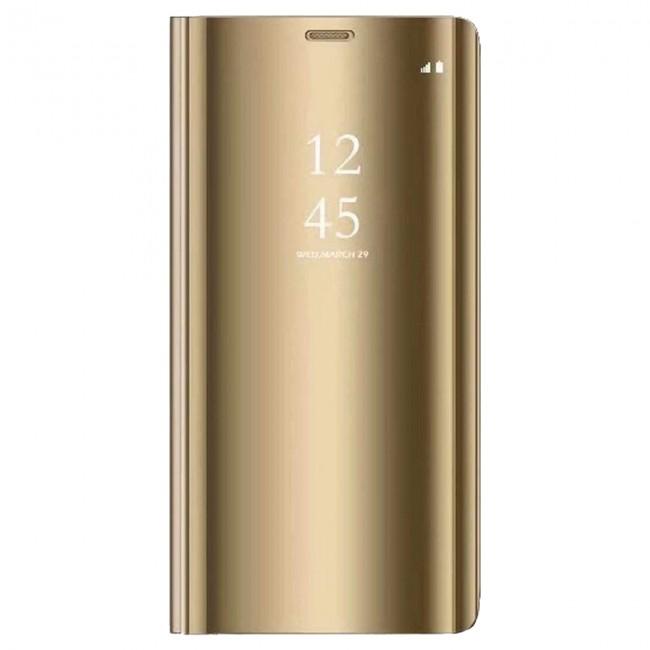 کیف کلاسوری مدل Clear View سامسونگ Galaxy S20 Plus