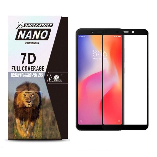 محافظ صفحه نمایش آی تاپ نانو 7D مناسب برای گوشی شیائومی Redmi 6A