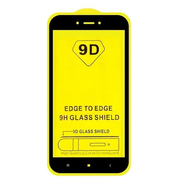 محافظ صفحه نمایش 9D مناسب برای شیائومی Redmi Go