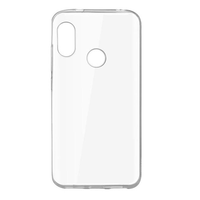 کاور مدل Clear jelly مناسب برای گوشی موبایل شیائومی Redmi Note 6 Pro