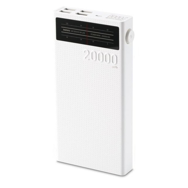پاور بانک ریمکس Remax Sound Series Power Bank 20000mAh