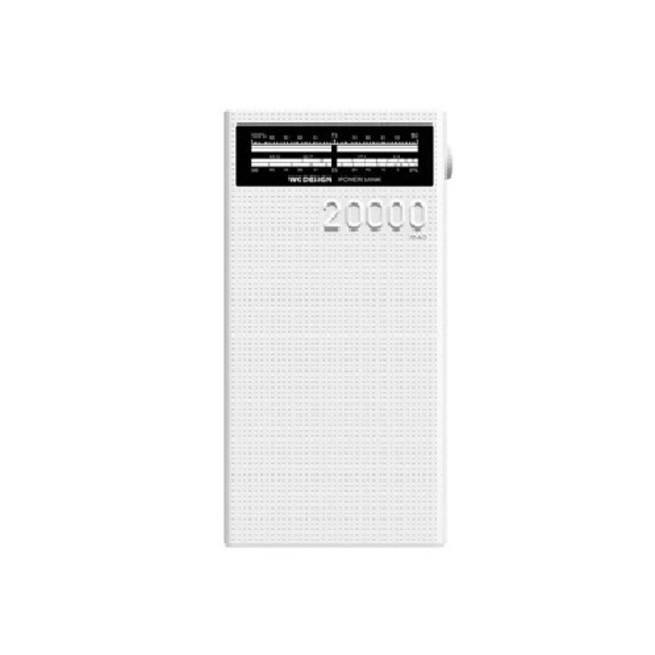 پاور بانک دبلیو کی مدل WP-058 ظرفیت 20000 میلی آمپر ساعت
