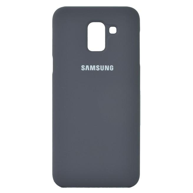 قاب محافظ سیلیکونی Samsung Galaxy J6 Silicon PC Case
