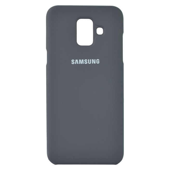 قاب محافظ سیلیکونی Samsung Galaxy A8 2018 Silicon PC Case