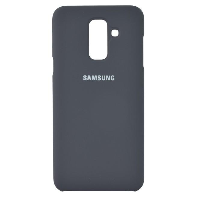 قاب محافظ سیلیکونی Samsung Galaxy A6 Plus Silicon PC Case