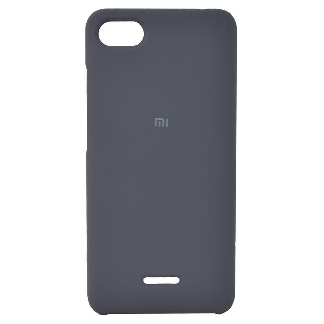 قاب محافظ سیلیکونی Xiaomi Redmi 6A Silicon PC Case