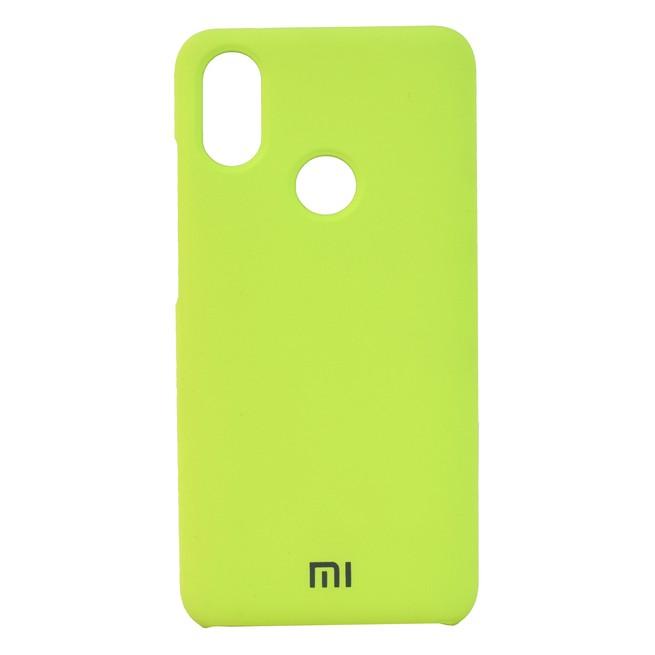 قاب محافظ سیلیکونی Xiaomi Mi A2 Silicon PC Case