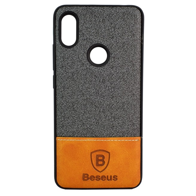 قاب محافظ Xiaomi Redmi S2 Baesus Leather