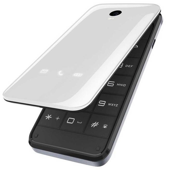 موبایل BLU Diva Flip Dual Sim