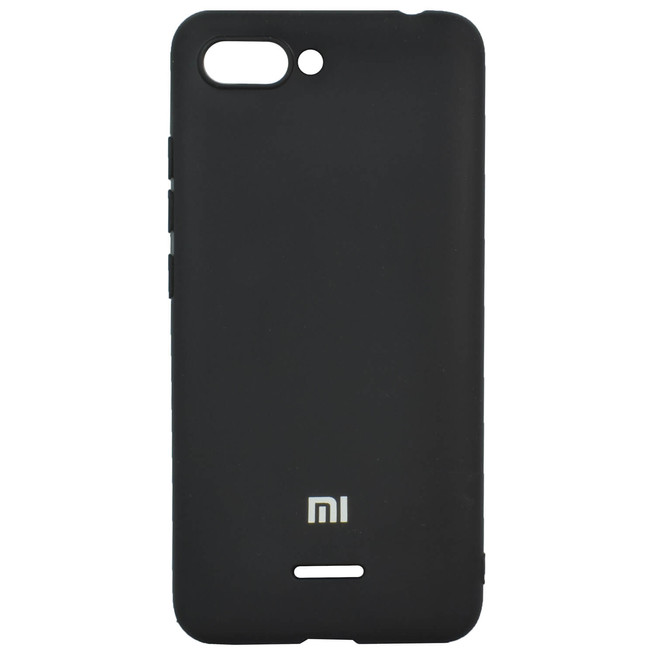 قاب محافظ سیلیکونی Silicon Case Xiaomi Redmi 6a