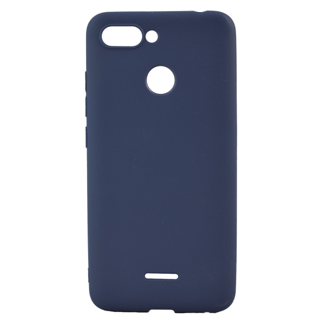قاب ژله ای مات Jelly Matte Case Xiaomi Redmi 6