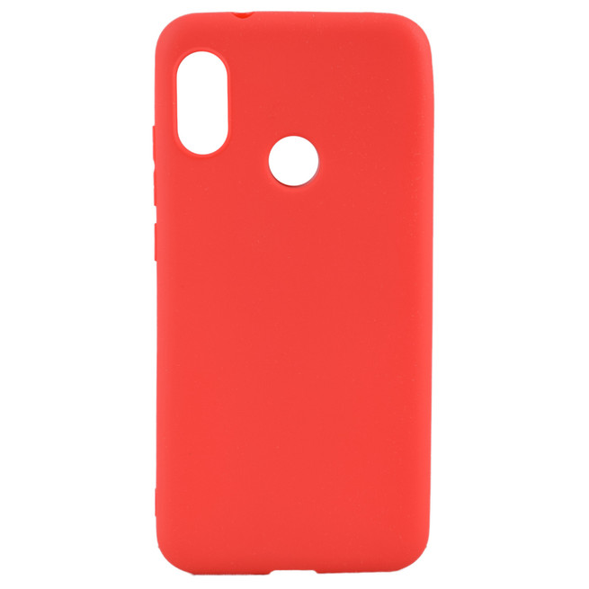 قاب ژله ای مات Jelly Matte Case Xiaomi A2 Lite