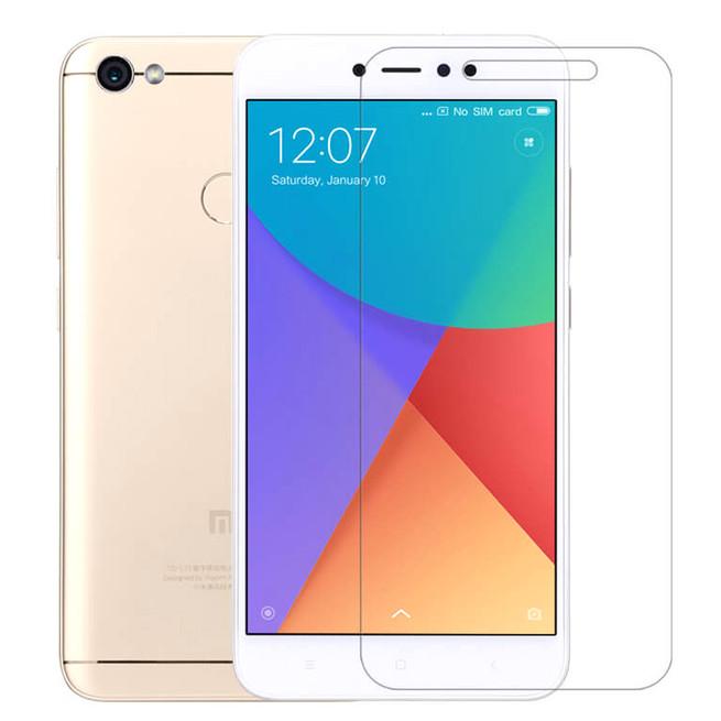 محافظ صفحه نمایش مدل Simple مناسب برای گوشی موبایل شیائومی Redmi Note 5a Prime