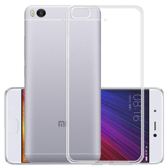 کاور مدل Clear jelly مناسب برای گوشی موبایل شیائومی Mi 5S