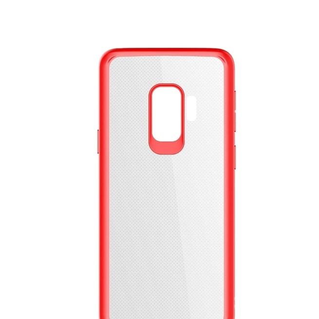 قاب محافظ راک Rock Clarity Case Galaxy S9