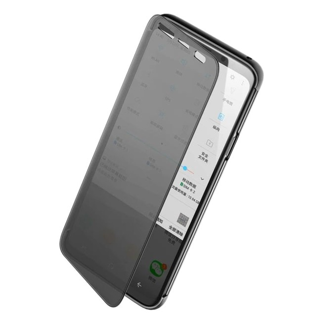 کیف محافظ Rock Flip Cover Dr.V For Samsung Galaxy S9