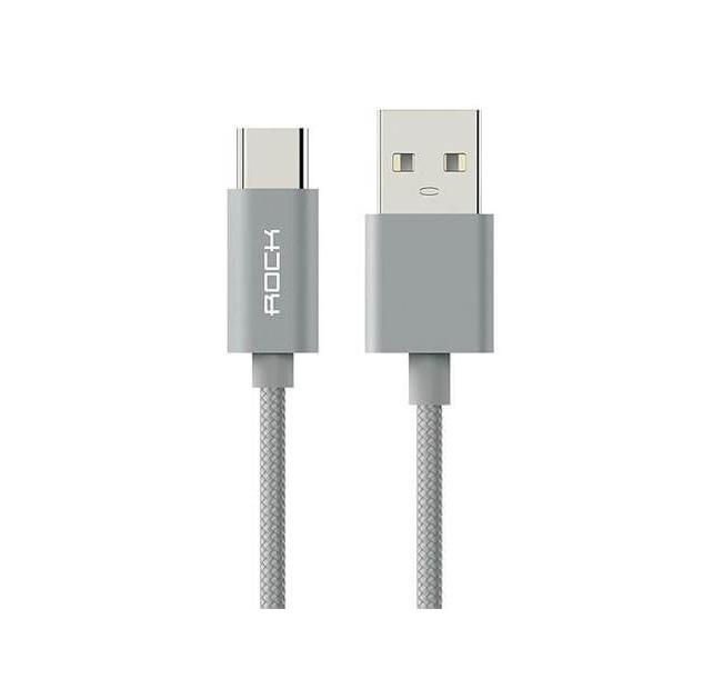 کابل تایپ سی Rock C2 Type-C To A USB RCB0465 200cm
