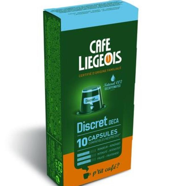 کپسول قهوه شیائومی مدل Liegeios Discret Deca بسته 10 عددی