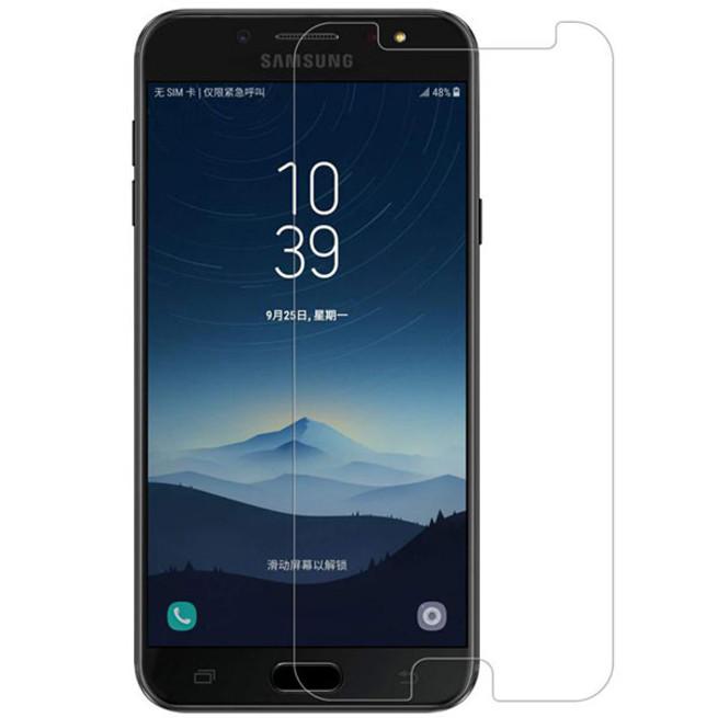 محافظ صفحه نمایش مدل Simple مناسب برای گوشی موبایل سامسونگ Galaxy C8
