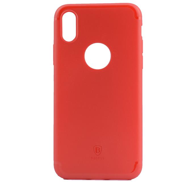 قاب ژله ای راک Rock TPU Case Apple iPhone X