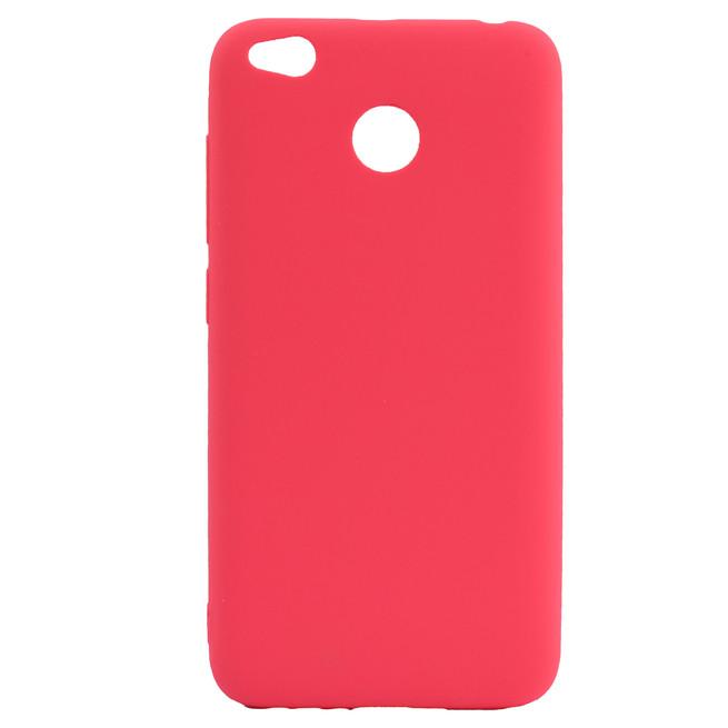 قاب ژله ای مات Jelly Matte Case Xiaomi Redmi 4X