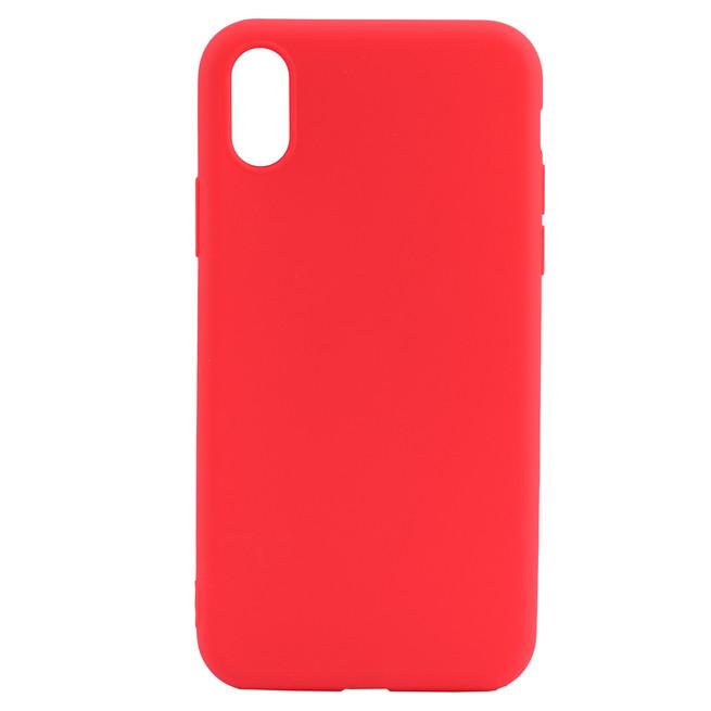 قاب ژله ای مات Jelly Matte Case Apple iPhone X