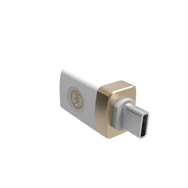 مبدل WK USB to USB-C OTG