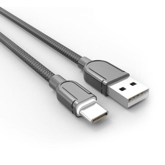 کابل تبدیل USB به USB-C الدینیو مدل LS62 طول 1 متر