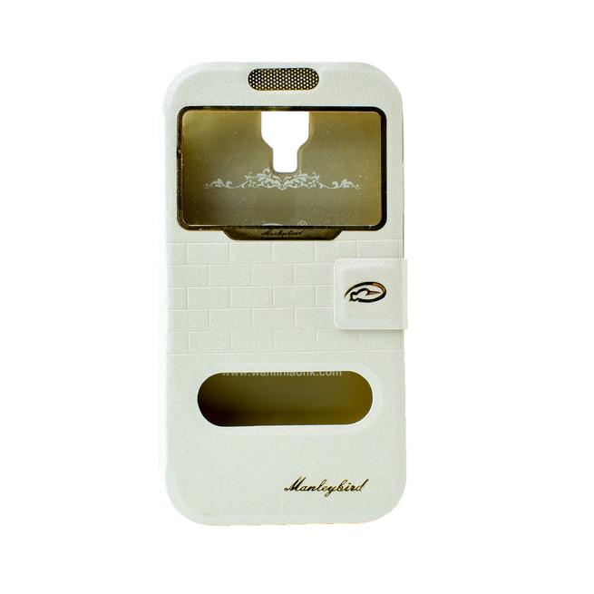کیف محافظ Samsung Galaxy S4 FlipCover Monleybird کد 1/2