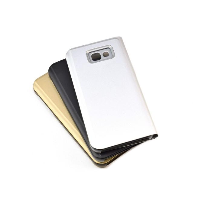 کیف محافظ طرح سامسونگ PEC Clear View Samsung Galaxy A7 2017