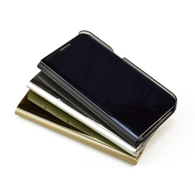 کیف محافظ طرح سامسونگ PEC Clear View Samsung Galaxy S7