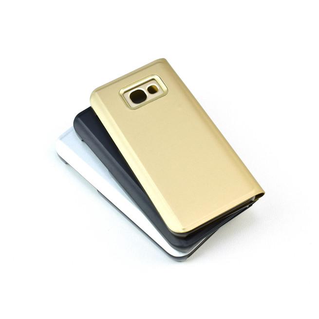 کیف محافظ طرح سامسونگ PEC Clear View Samsung Galaxy A5 2017