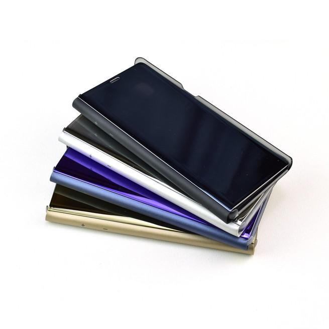 کیف محافظ طرح سامسونگ PEC Clear View Samsung Galaxy Note 8