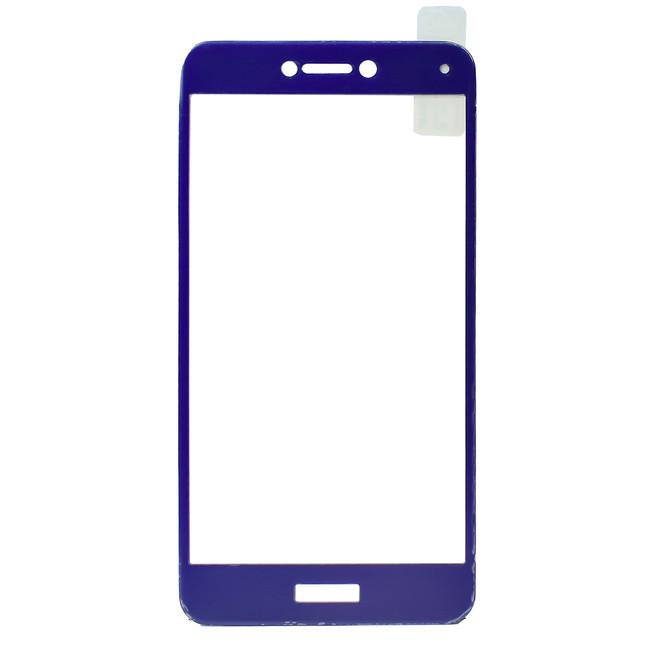 محافظ صفحه شیشه ای تمام چسب Huawei Honor 8 Lite Full Frame Soft Bumper Glass